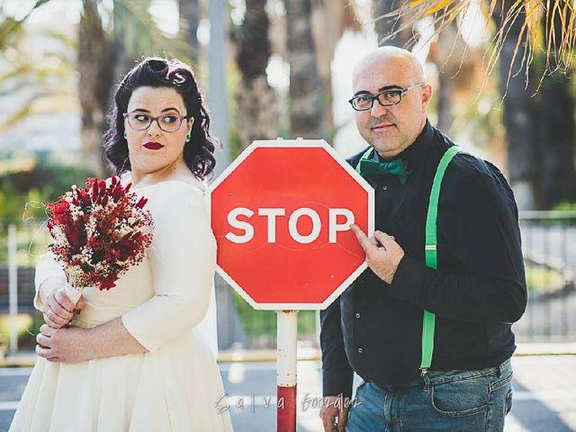 La boda de Chema y Nuria en Aspe, Alicante 2