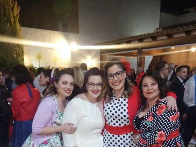 La boda de Chema y Nuria en Aspe, Alicante 3