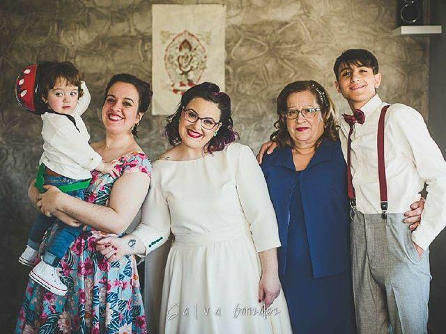 La boda de Chema y Nuria en Aspe, Alicante 4