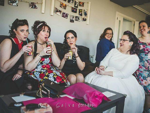La boda de Chema y Nuria en Aspe, Alicante 5