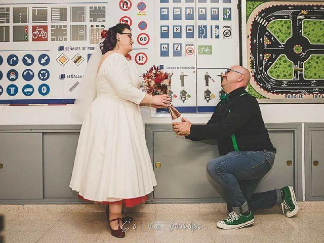 La boda de Chema y Nuria en Aspe, Alicante 9