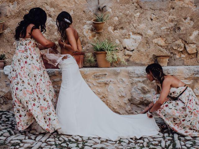 La boda de Juan y Leti en Binissalem, Islas Baleares 1