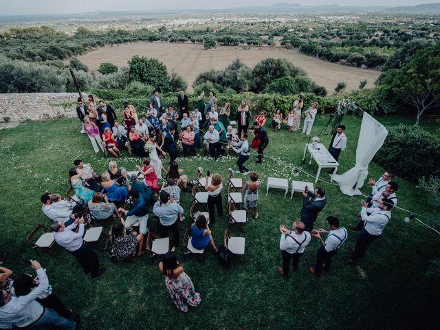 La boda de Juan y Leti en Binissalem, Islas Baleares 31