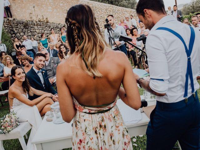 La boda de Juan y Leti en Binissalem, Islas Baleares 37