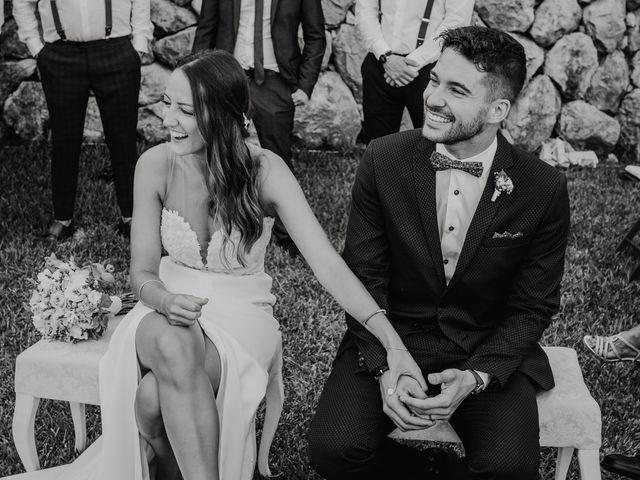 La boda de Juan y Leti en Binissalem, Islas Baleares 40