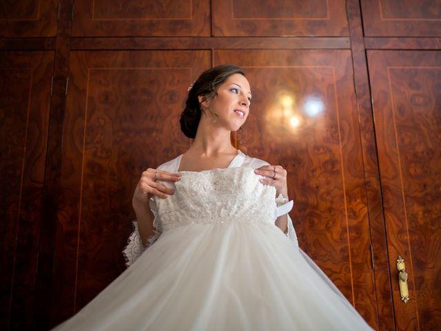 La boda de Carlos y Jessica en Atarfe, Granada 13