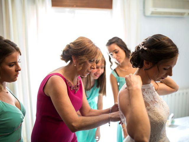 La boda de Carlos y Jessica en Atarfe, Granada 17