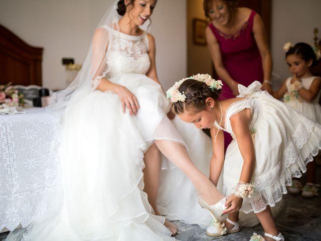 La boda de Carlos y Jessica en Atarfe, Granada 20