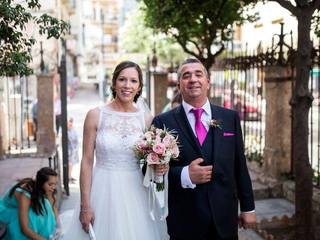 La boda de Carlos y Jessica en Atarfe, Granada 22