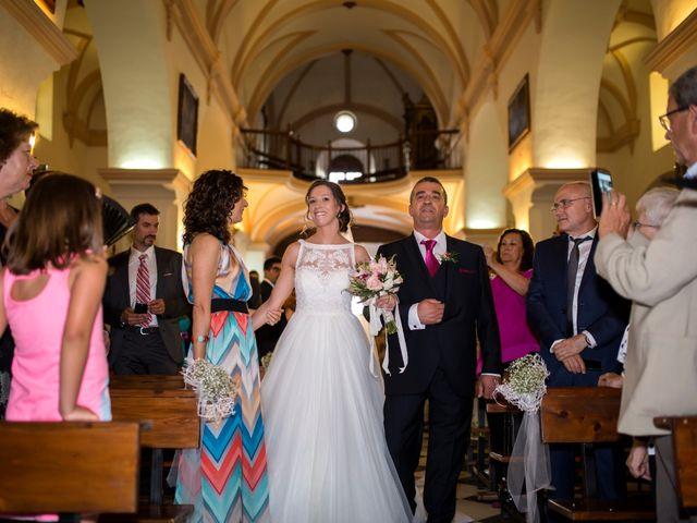 La boda de Carlos y Jessica en Atarfe, Granada 23