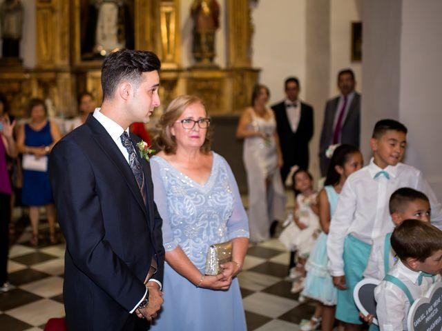 La boda de Carlos y Jessica en Atarfe, Granada 24