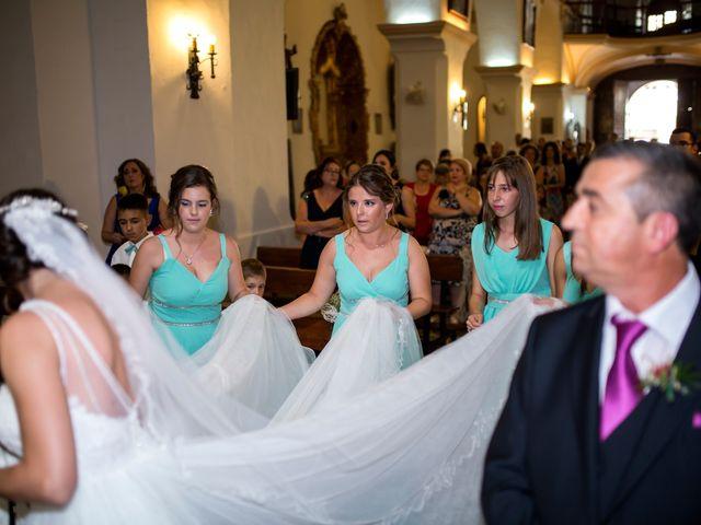 La boda de Carlos y Jessica en Atarfe, Granada 26