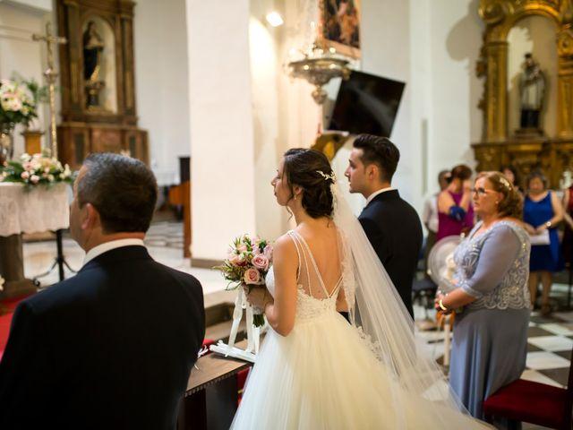 La boda de Carlos y Jessica en Atarfe, Granada 27