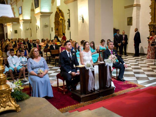 La boda de Carlos y Jessica en Atarfe, Granada 29