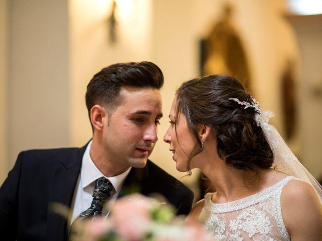 La boda de Carlos y Jessica en Atarfe, Granada 31