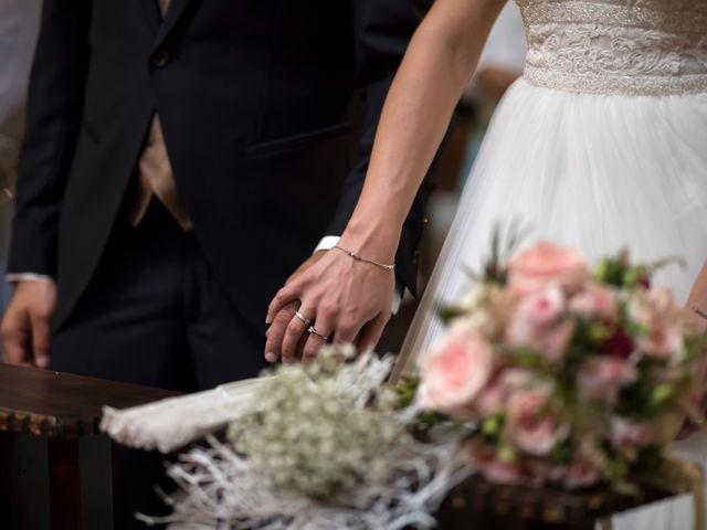 La boda de Carlos y Jessica en Atarfe, Granada 33
