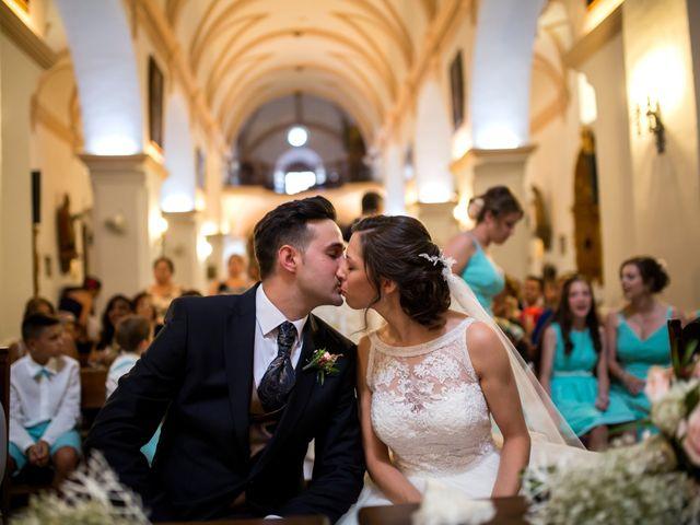 La boda de Carlos y Jessica en Atarfe, Granada 34