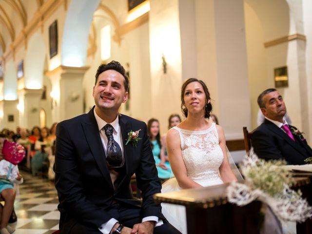 La boda de Carlos y Jessica en Atarfe, Granada 35