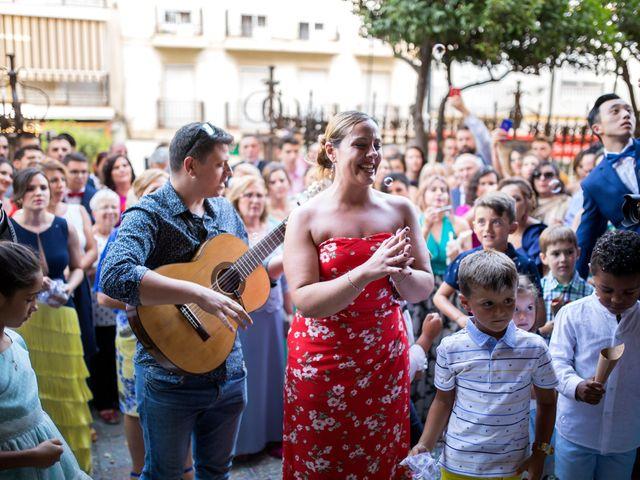 La boda de Carlos y Jessica en Atarfe, Granada 36