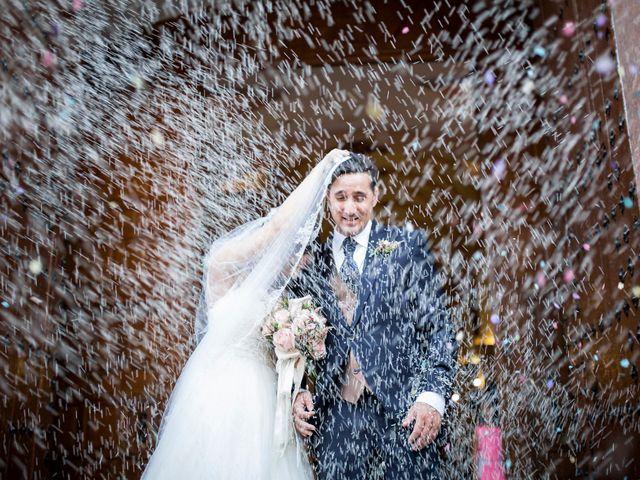 La boda de Carlos y Jessica en Atarfe, Granada 38