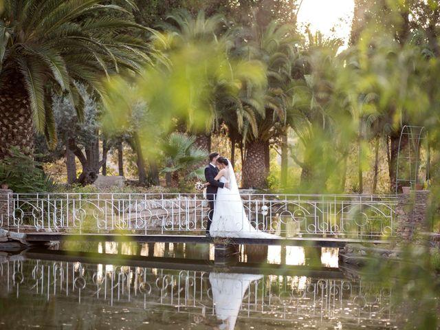 La boda de Carlos y Jessica en Atarfe, Granada 43