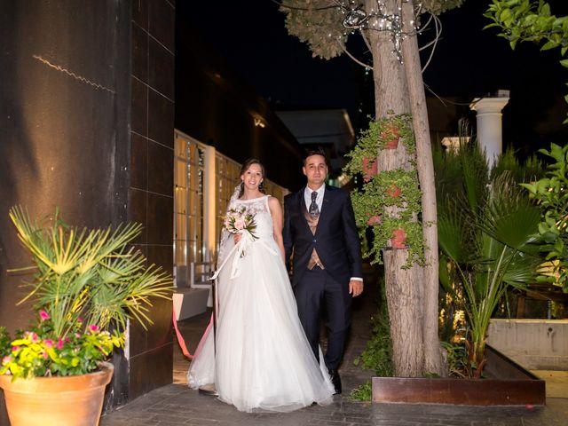 La boda de Carlos y Jessica en Atarfe, Granada 45