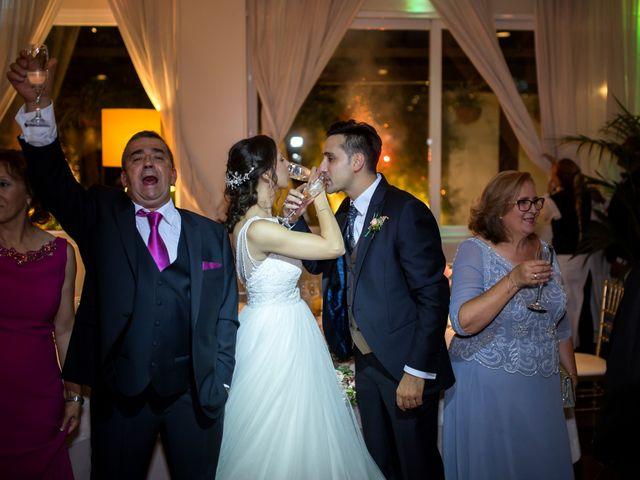 La boda de Carlos y Jessica en Atarfe, Granada 48
