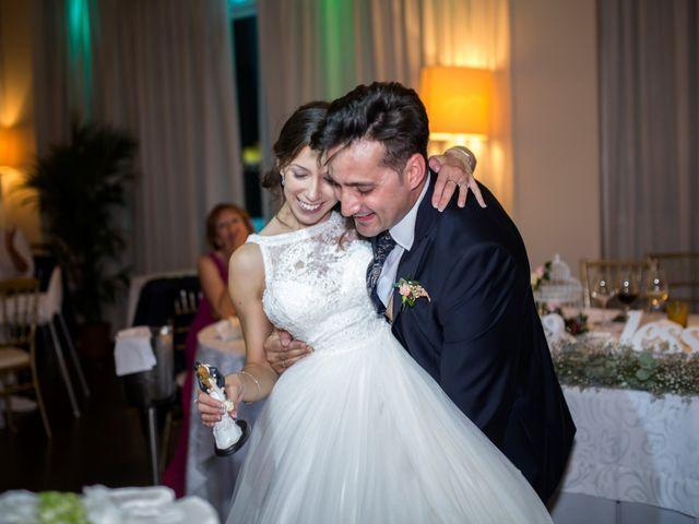 La boda de Carlos y Jessica en Atarfe, Granada 51