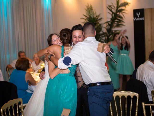 La boda de Carlos y Jessica en Atarfe, Granada 53