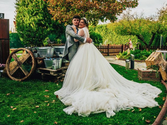 La boda de Salva y Maria Ángeles en Otur, Asturias 47