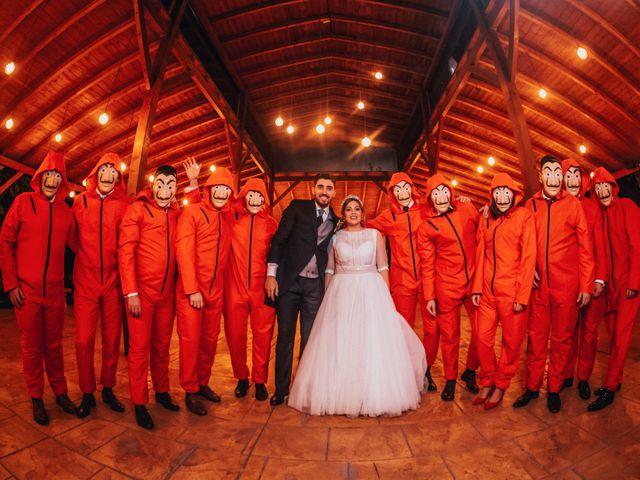 La boda de Salva y Maria Ángeles en Otur, Asturias 68