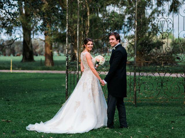 La boda de Flor y Lucas