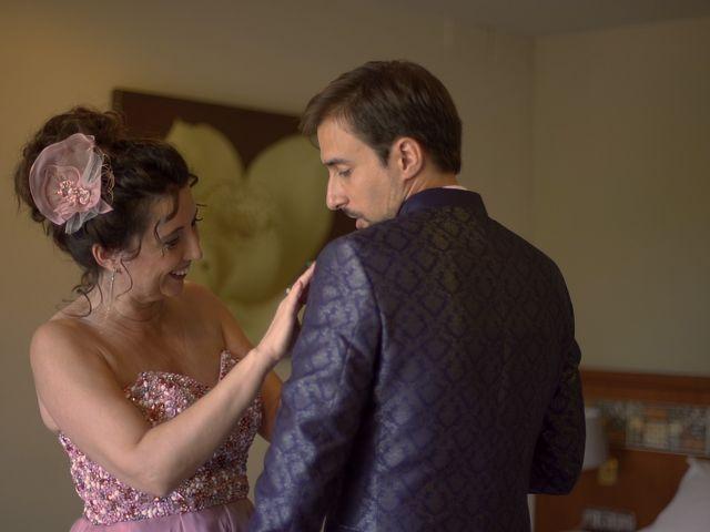 La boda de Noemi y Richard en Sallent, Barcelona 11