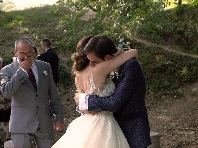 La boda de Noemi y Richard en Sallent, Barcelona 20