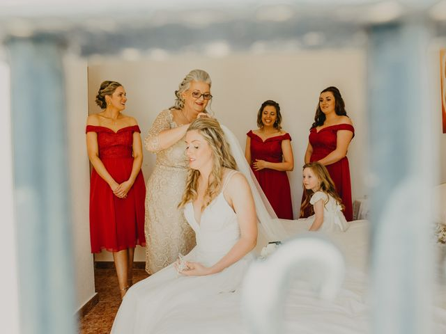 La boda de Eion y Chiara en San Miguel De Salinas, Alicante 42