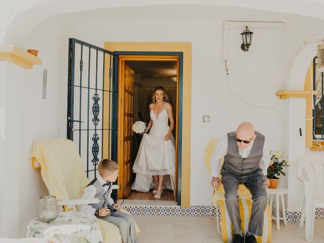 La boda de Eion y Chiara en San Miguel De Salinas, Alicante 49