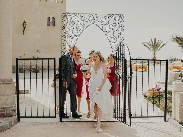 La boda de Eion y Chiara en San Miguel De Salinas, Alicante 57