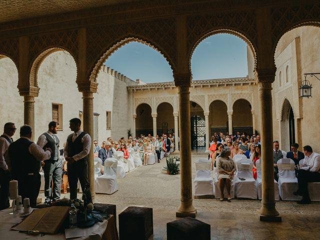 La boda de Eion y Chiara en San Miguel De Salinas, Alicante 1