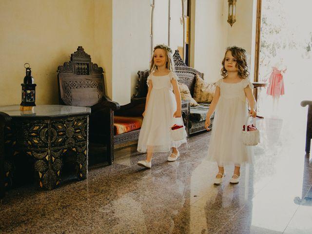 La boda de Eion y Chiara en San Miguel De Salinas, Alicante 61