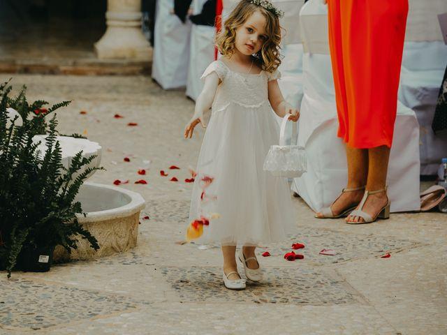 La boda de Eion y Chiara en San Miguel De Salinas, Alicante 63