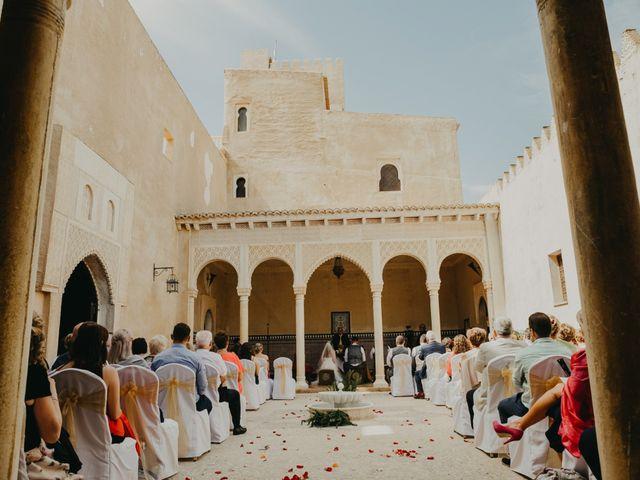 La boda de Eion y Chiara en San Miguel De Salinas, Alicante 73