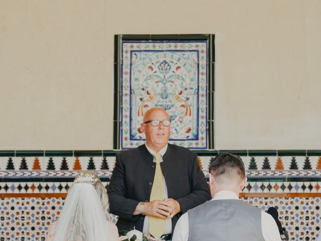 La boda de Eion y Chiara en San Miguel De Salinas, Alicante 74