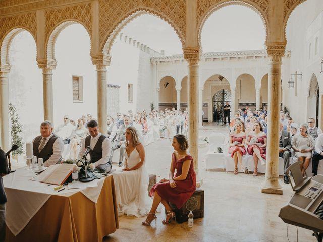 La boda de Eion y Chiara en San Miguel De Salinas, Alicante 75