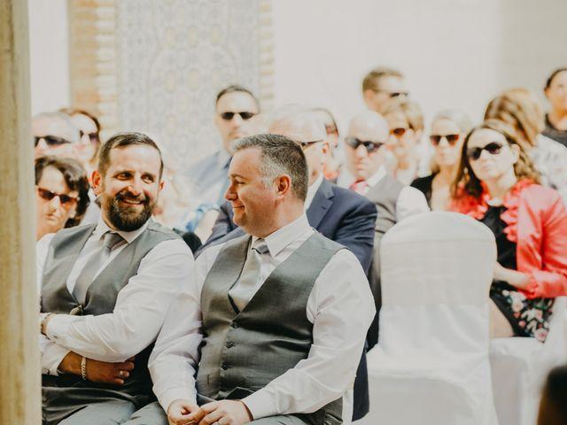 La boda de Eion y Chiara en San Miguel De Salinas, Alicante 79