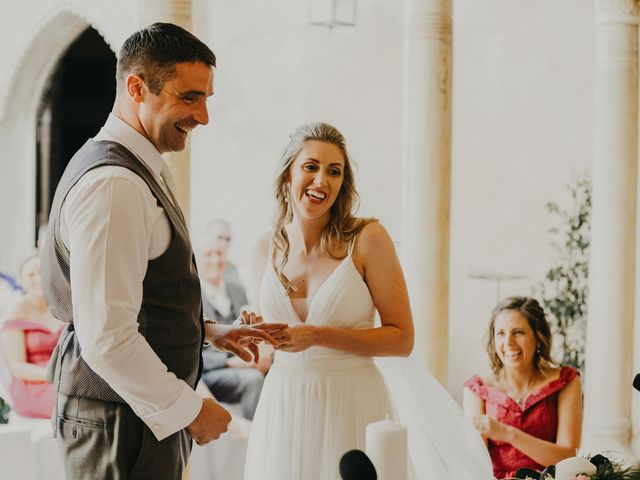 La boda de Eion y Chiara en San Miguel De Salinas, Alicante 86