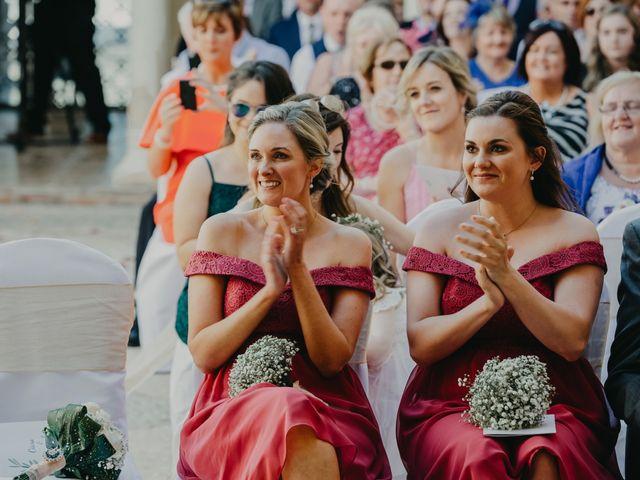 La boda de Eion y Chiara en San Miguel De Salinas, Alicante 89