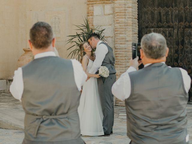 La boda de Eion y Chiara en San Miguel De Salinas, Alicante 96