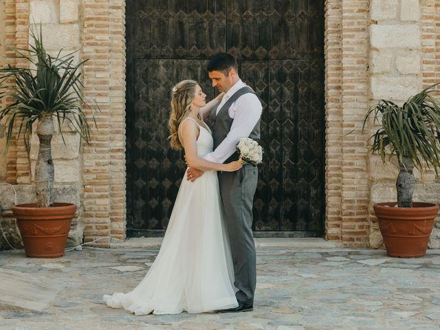 La boda de Eion y Chiara en San Miguel De Salinas, Alicante 98