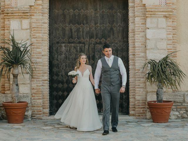 La boda de Eion y Chiara en San Miguel De Salinas, Alicante 2