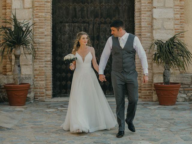 La boda de Eion y Chiara en San Miguel De Salinas, Alicante 99
